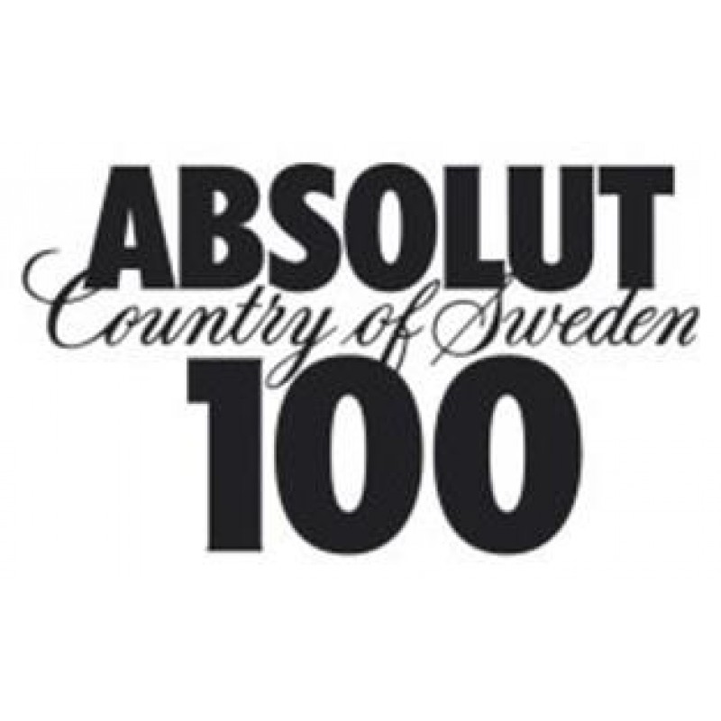 ABSOLUT 100 VODKA 3L