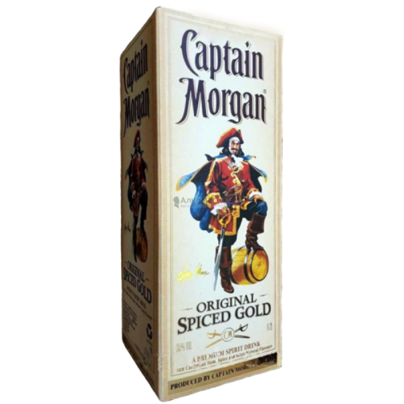 RUM CAPTAIN MORGAN 2L