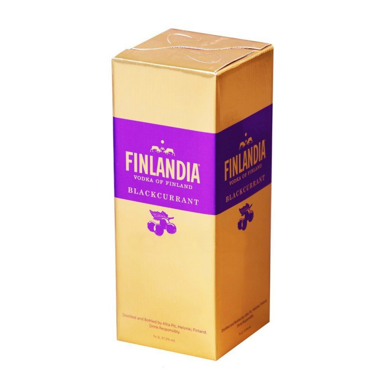 FINLANDIA BLACKCURRANT VODKA 2L