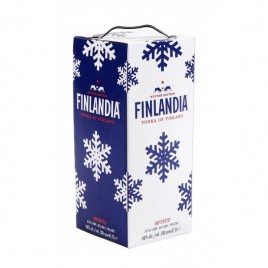 FINLANDIA WINTER EDITION VODKA 3L